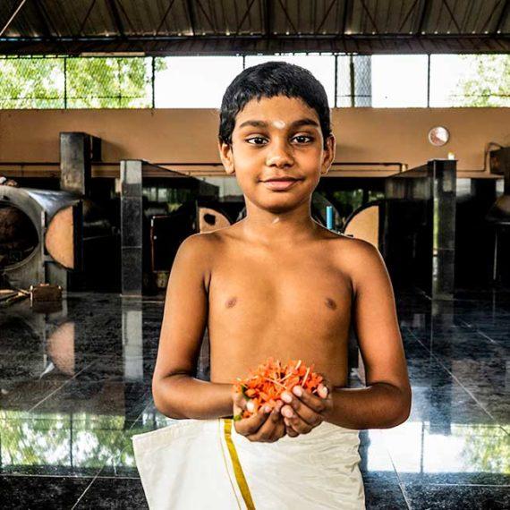 Thrissur Crematorium, Kerala, India